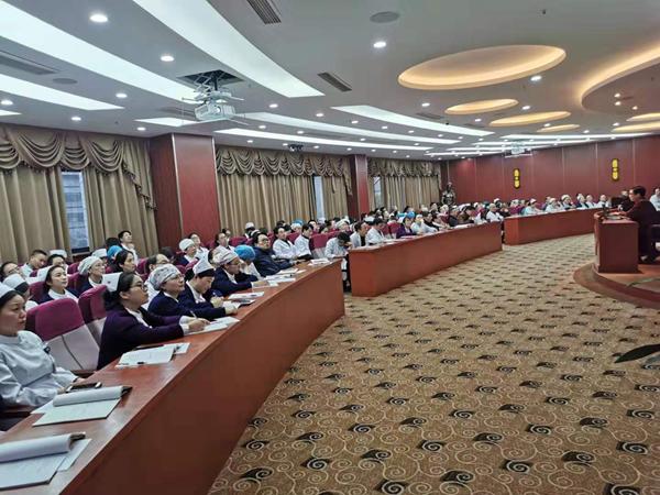 靖江市人民医院召开2019年度医保管理专题会议